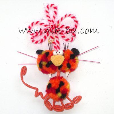 мартеница тигър