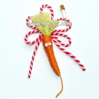 мартеница морков
