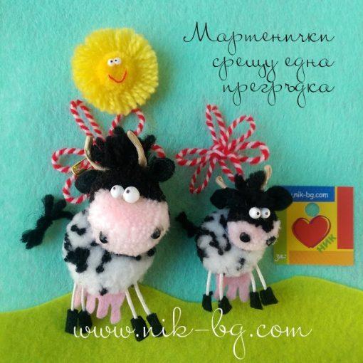 мартеница крава
