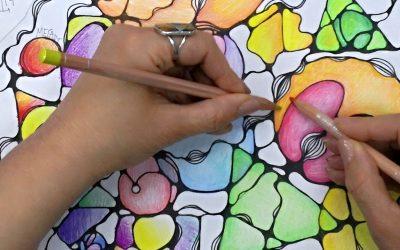 """За метода """"Рисувай с две ръце"""""""