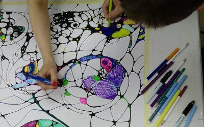 Как се рисува Неврографика