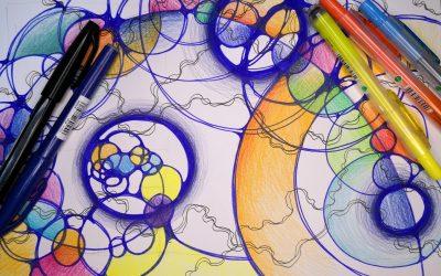Нейрографика – дълбока психология, излята в рисунка